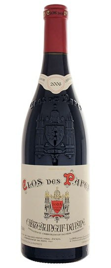 Chateauneuf du Pape, Clos Des Papes, Paul Avril 2006, 0,75 Lt