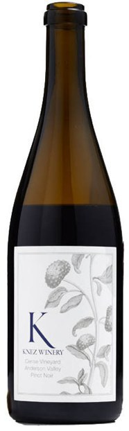 Knez Winery, Pinot Noir Cerise Winery, 2012, 1 x 0,75Lt
