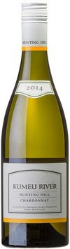 KUMEU RIVER, HUNTING HILL CHARDONNAY, 2014, 1 x 0,75, screwcap