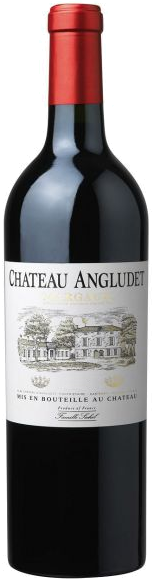D'Angludet, Margaux, 2010, 1 x 0.375