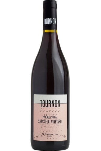 Shiraz Shays Flat Vineyard, 2012, M.Chapoutier Domaine Tournon, 1 x 0.75