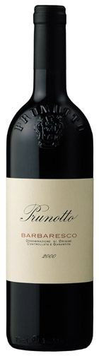 Barbaresco, 2009, Prunotto (Antinori), 1x0.375